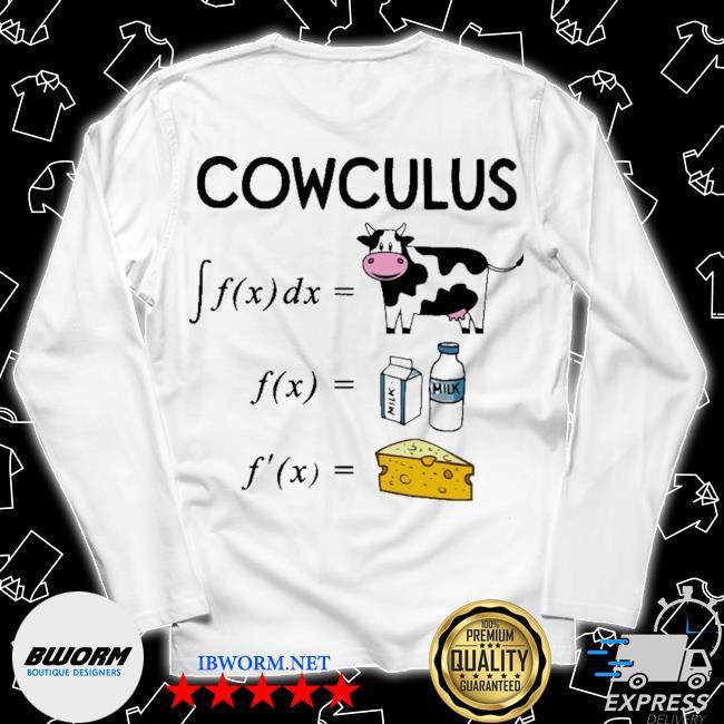 Cowculus s Long Sleeve Tee