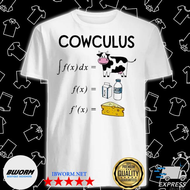 Cowculus shirt