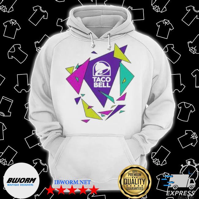 Gavin dempsey taco bell geometric logo s Classic Hoodie