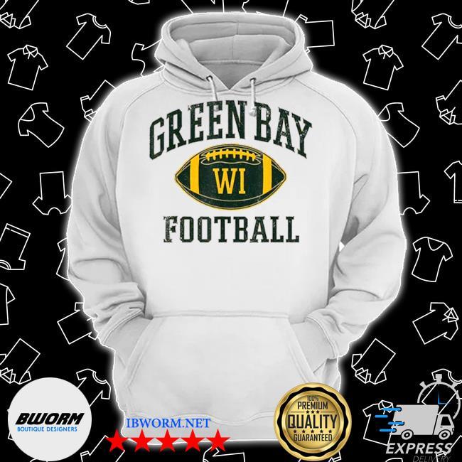 Green bay football wisconsin s Classic Hoodie