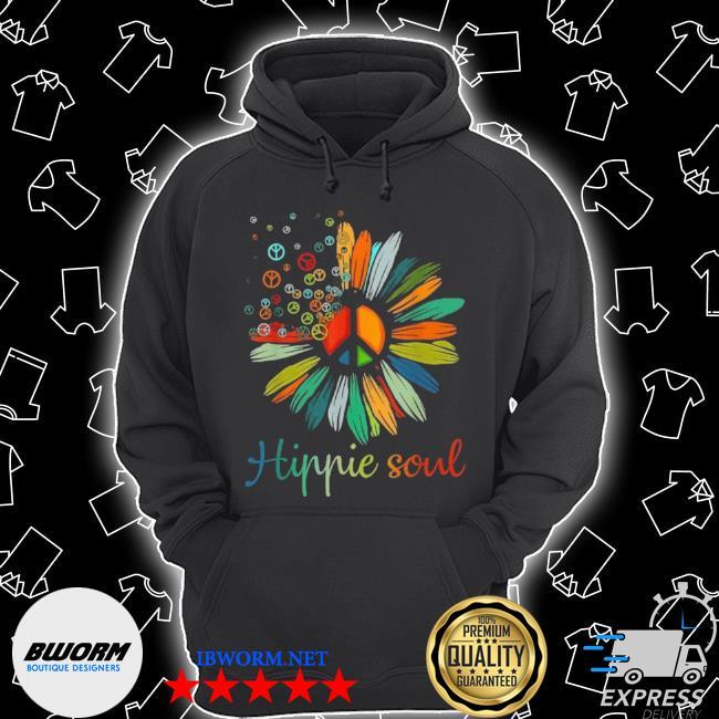 Hippie soul s Unisex Hoodie
