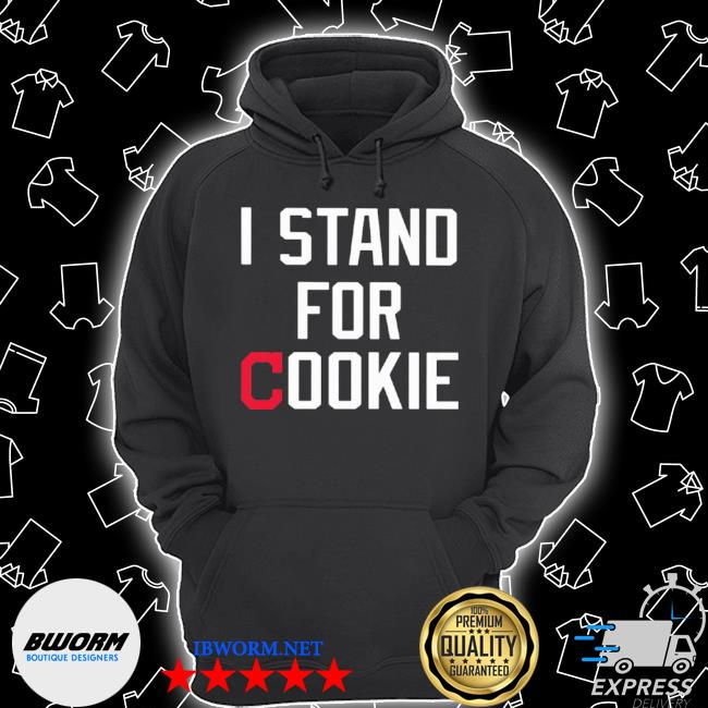I stand for cookie s Unisex Hoodie