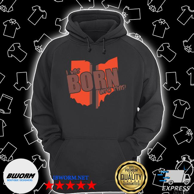 I was born into this born s Unisex Hoodie