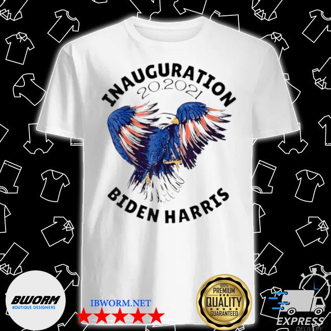 Inauguration 2021 Biden Harris shirt