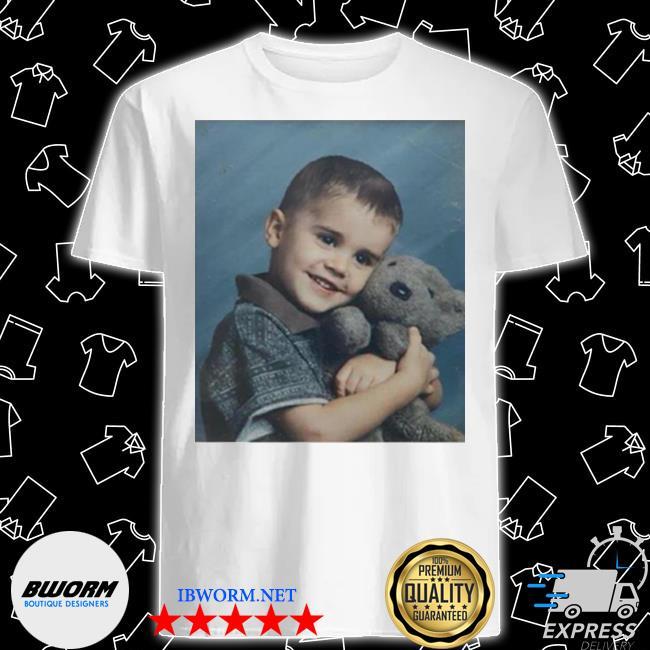 Justin Bieber merch Bieber bear shirt