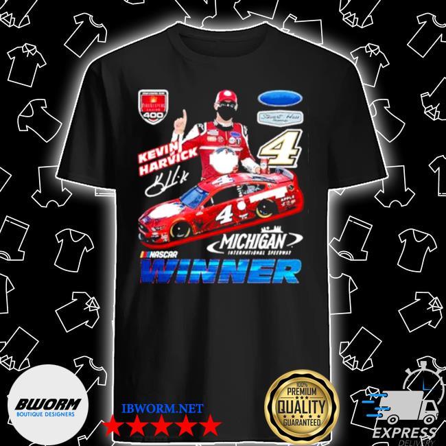 Kevin harvick nascar winner shirt