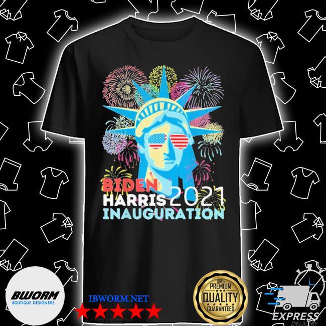 Liberties Biden Harris 2021 Inauguration shirt