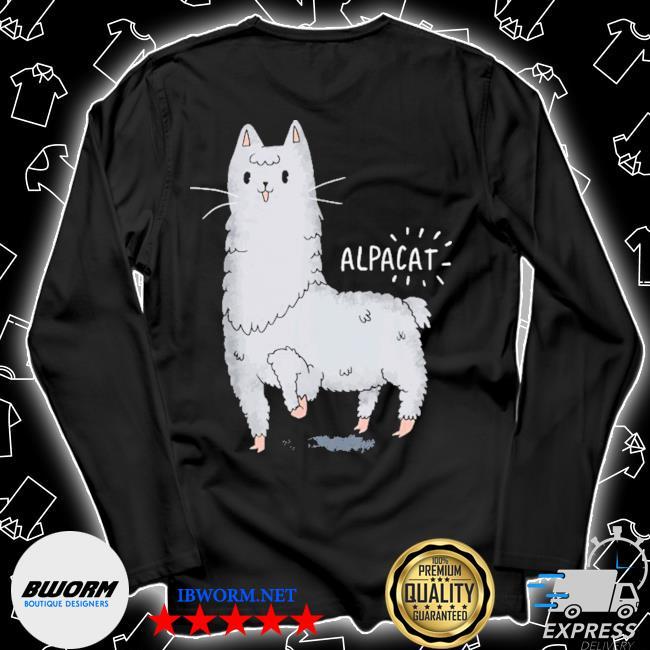Llama alpacat s Unisex Long Sleeve Tee