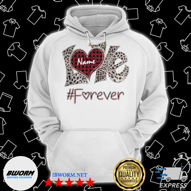 Name love foreven s Classic Hoodie