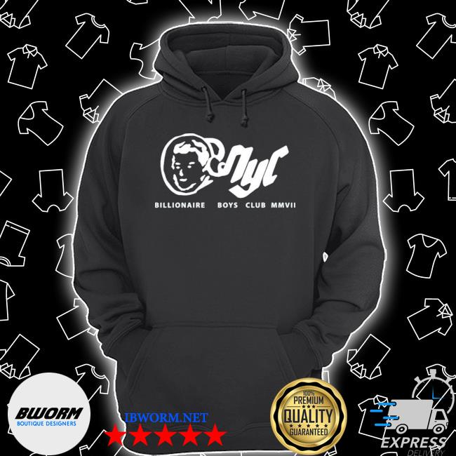 Official billionaire boys club nyc logo s Unisex Hoodie