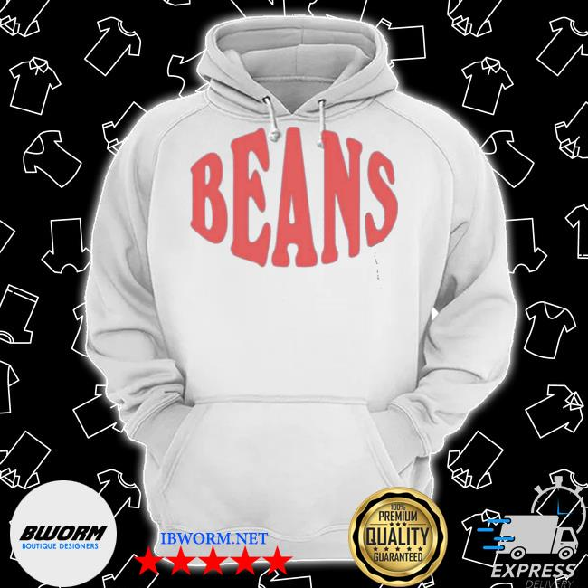 Official bon appetit beans the beans for world central kitchen s Classic Hoodie