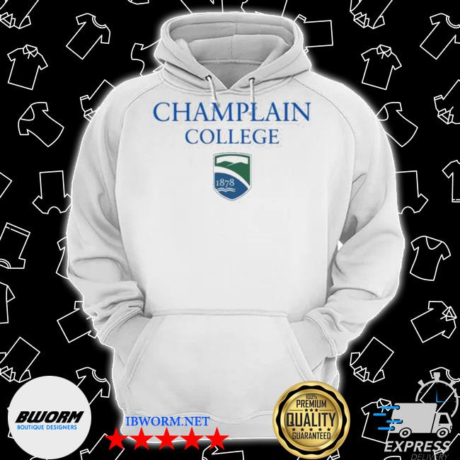 Official champlain college s Classic Hoodie