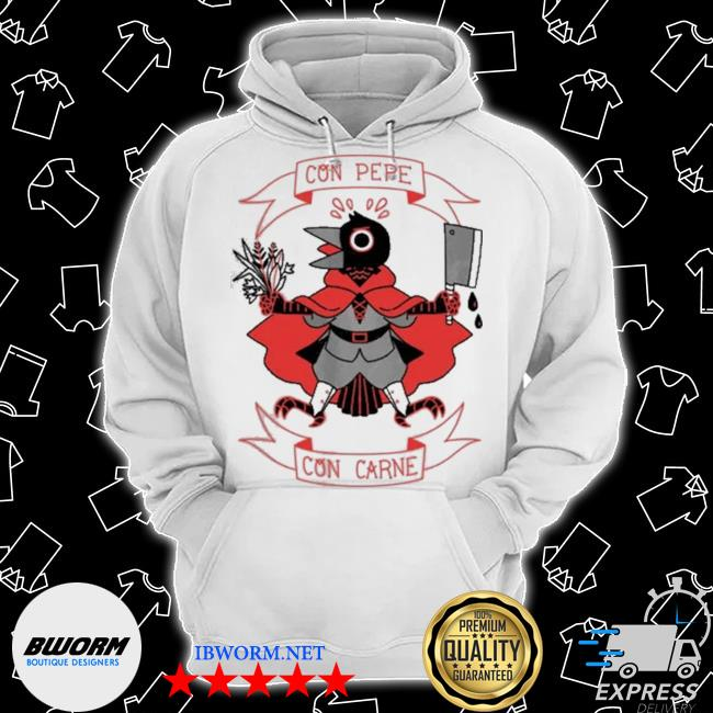Official con pepe con carne s Classic Hoodie