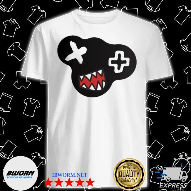 Official monstrosity merch monstrosity logo shirt