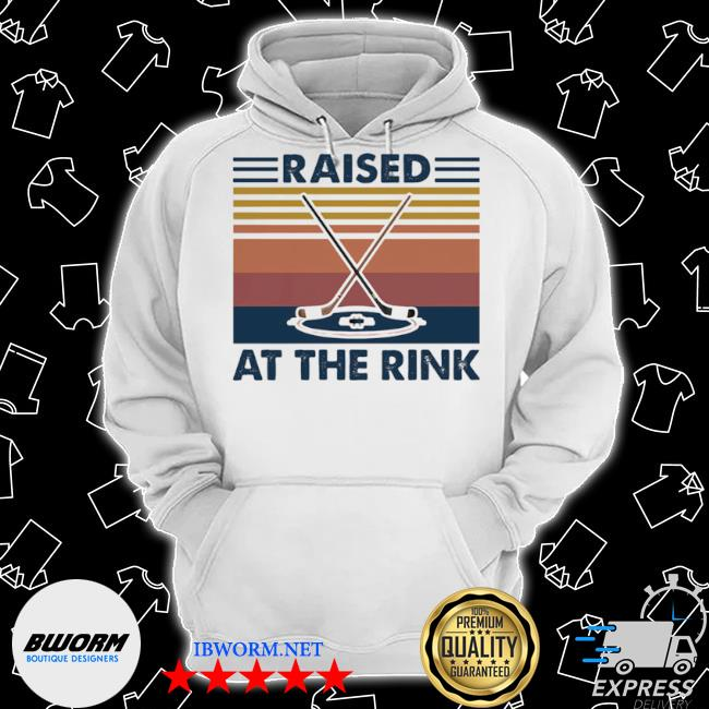 Official raised a the rink golf ball vintage s Classic Hoodie