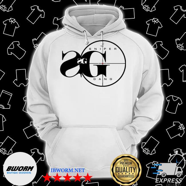 Official sniper gangblikem sniper gang s Classic Hoodie