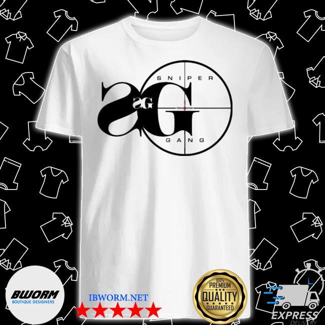 Official sniper gangblikem sniper gang shirt