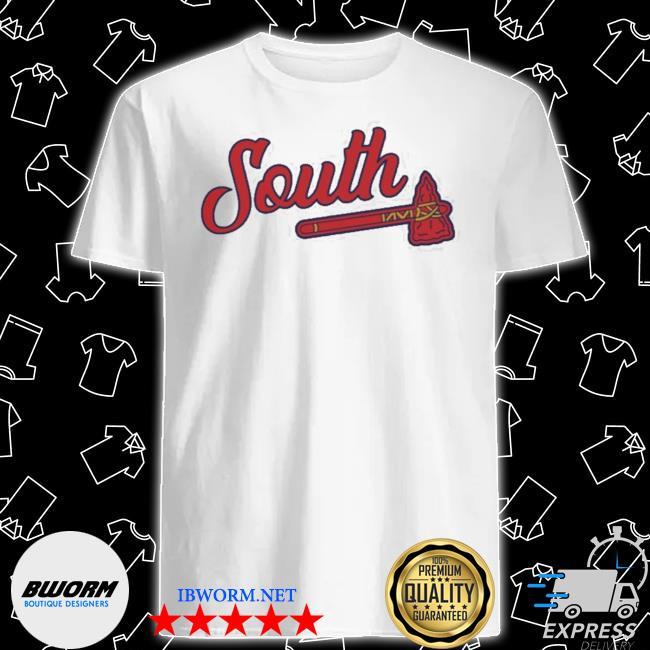 Official south show merch tomahawk shirt