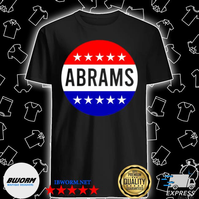 Official stacey abrams shirt