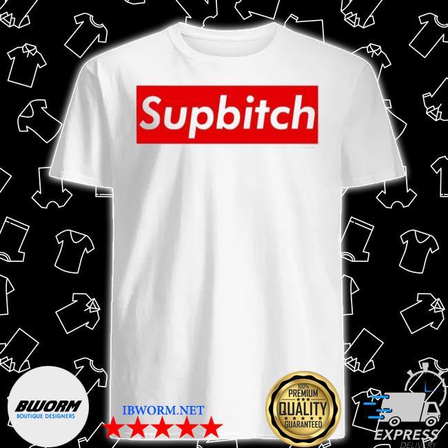 Official supbitch parody logo shirt