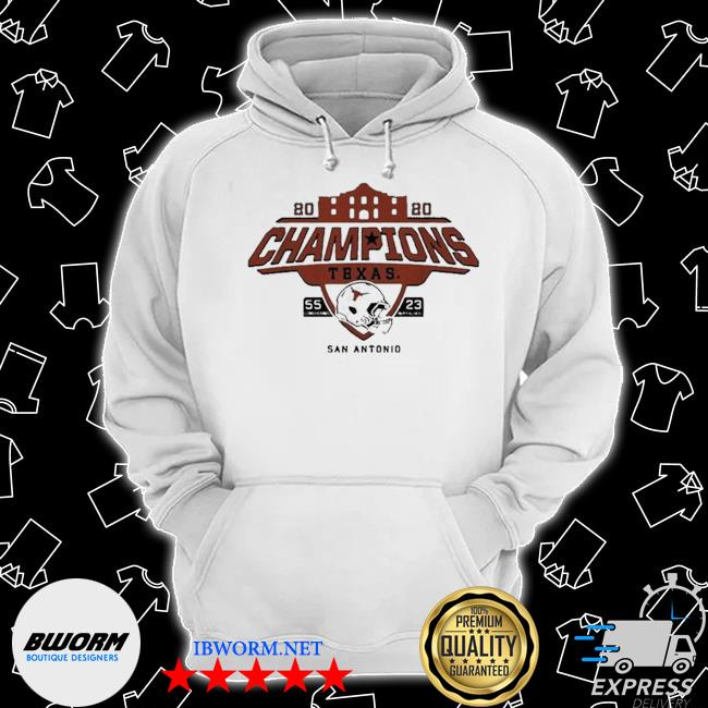 Official texas longhorns alamo bowl champions 2021 s Classic Hoodie
