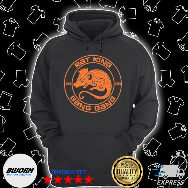 Official theo von merch year of the rat king s Unisex Hoodie