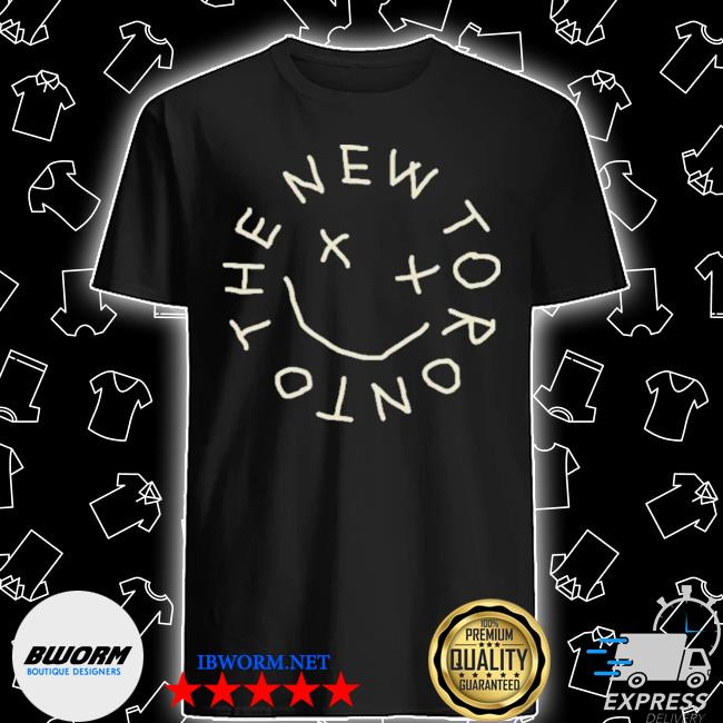 Official tory lanez merch new toronto smiley shirt