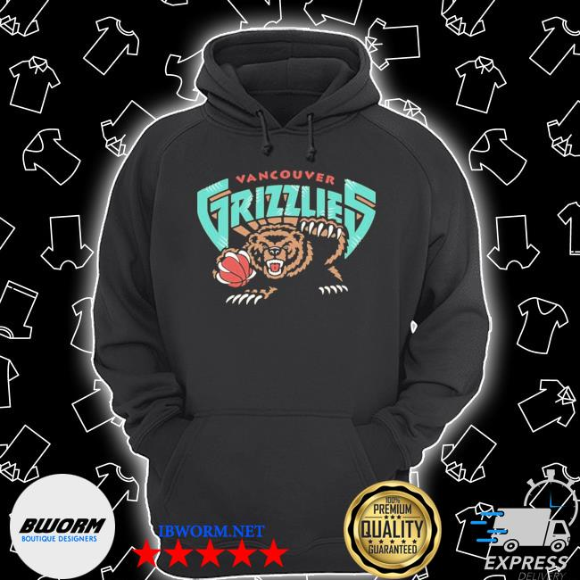 Official vancouver grizzlies s Unisex Hoodie