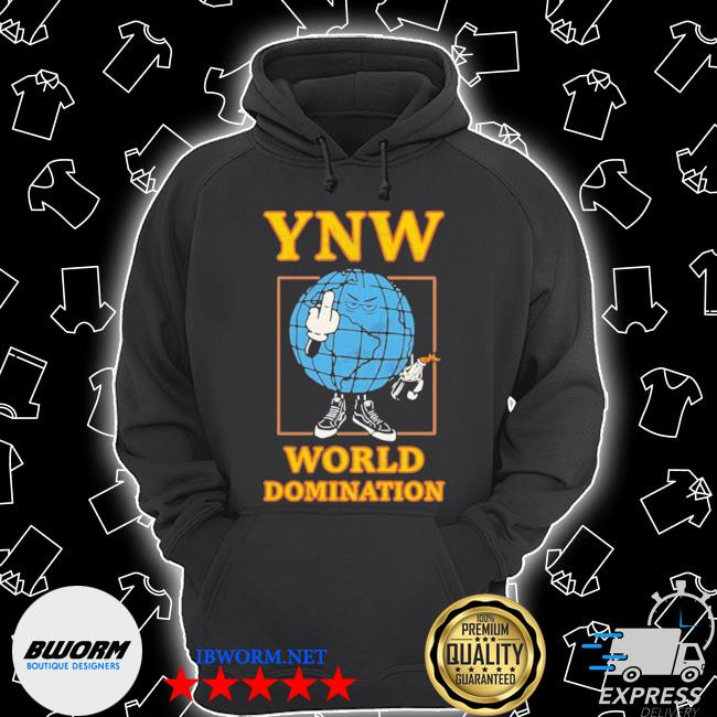 Official world domination ynw s Unisex Hoodie