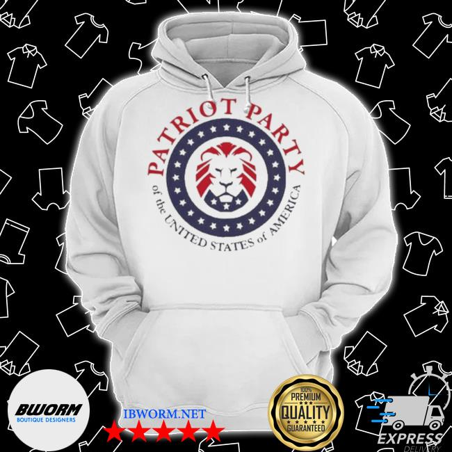 Patriot party of the united states of America s Classic Hoodie