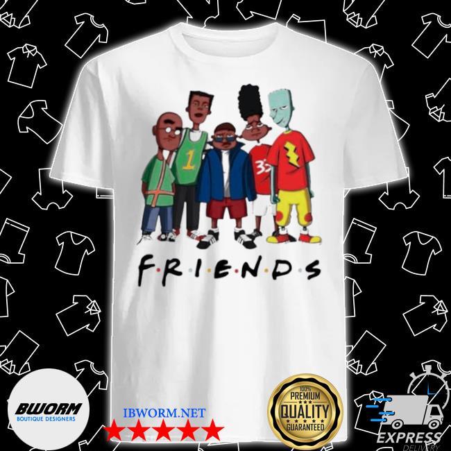 Skeeter doug fillmore recess vince sticky friends show shirt