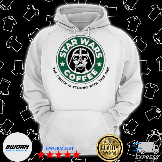 Starbucks Star wars coffee s Classic Hoodie