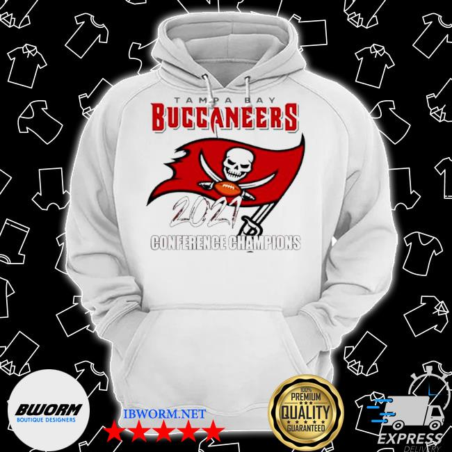 Tampa bay buccaneers 2021 conference champions s Classic Hoodie