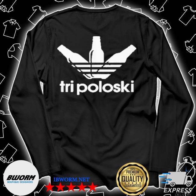 Tri Poloski Adidas s Unisex Long Sleeve Tee