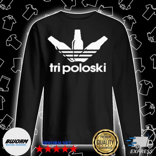 Tri Poloski Adidas s Unisex Sweatshirt
