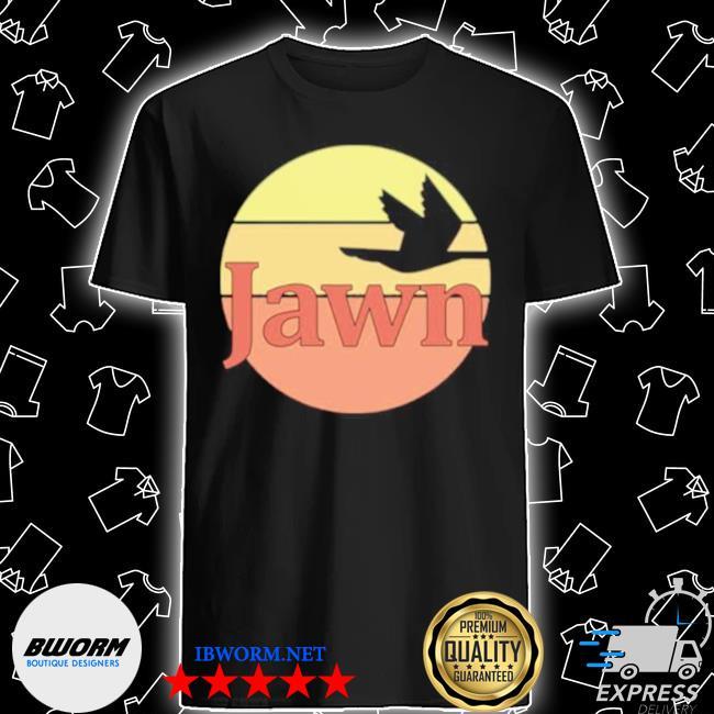 Wawa jawn blue southfellinI shirt