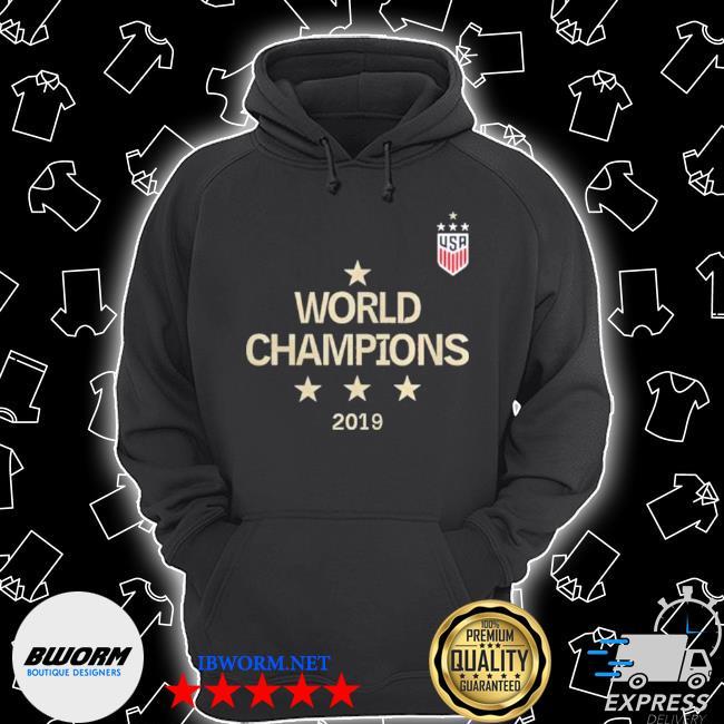 World champions 2019 s Unisex Hoodie