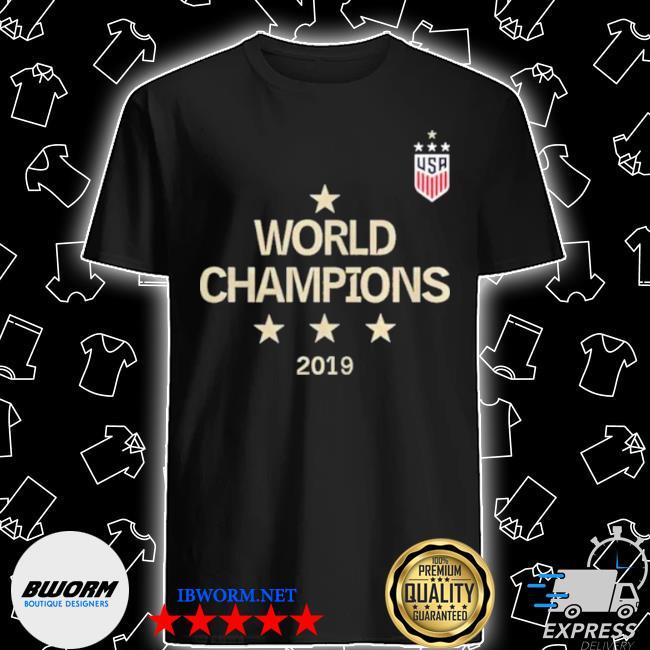 World champions 2019 shirt