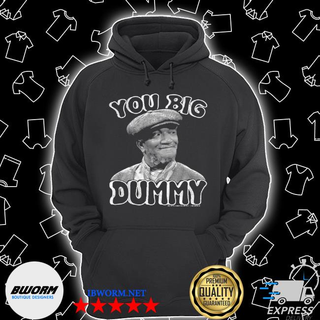 You big dummy sanford and son s Unisex Hoodie